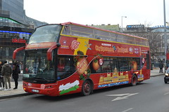 City Sightseeing Budapest PEL-903 (Will Swain) Tags: budapestnyugati station 6th january 2018 budapest nyugati bus buses transport travel vehicle vehicles county country central capital city centre hungary europe former fc527mm er176ey cr548xy sightseeing rome pel903