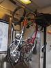 Folders in the wild: Tern Link and Brompton (martin_q) Tags: bike folding tern link d8 brompton vta transit commute multimodal mzd1250mmf3563 olympus em5 omd bicycle