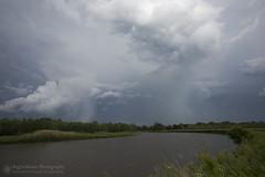Raindance (right2roam) Tags: raindance storm downpour rain weather stormy summer nebraska plains greatplains clouds cloudy boyerchute wildliferefuge missouririver right2roam thunderstorm prairie