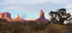 Monument Valley, Navajo Tribal Park #62 (jimsawthat) Tags: navajo highdesert rural arizona erosion geology monumentvalleytribalpark