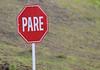 Señal de pare (e-Lexia) Tags: pare stop signal señal aviso ad trafico traffic