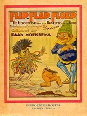 Daan Hoeksema, j20 Flip Flap Flop cover (janwillemsen) Tags: daanhoeksema bookcover 1920ies