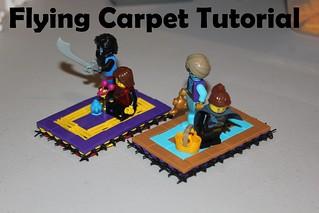 Flying Carpet Tutorial