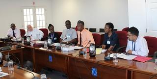Faith Leaders Consultation - Guyana