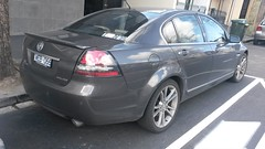 2007 Holden Calais (VE MY08) V International Sedan (ans.yu460) Tags: web066 2007 holden commodore ve my08 v international sedan