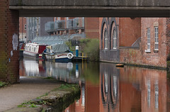 Matilda Jubilee (AnotherNEXuser) Tags: canal worcester