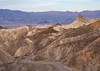 The Marbled Layers of Zabriskie Point (thedailyjaw) Tags: zabriskiepoint deathvalleynationalpark deathvalley marbling marble palette sunrise moon sunmoon leading purplemountainmajesty erosionallandscape amargosa sediments furnacecreeklake convolution manlybeacon
