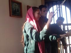 Посещение Лавры детьми Воскресной школы с.Долина15
