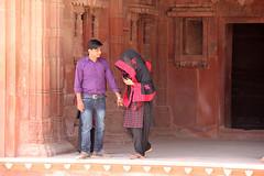 Fatehpur Sikri - (66) (Rubén Hoya) Tags: fatehpur sikri templo palacio capital imperial rajasthan india