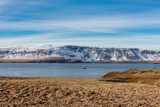 Iceland - Fjord