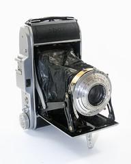 Adox, Sport IA (Allemagne, 1952 - ?) (Cletus Awreetus) Tags: adox sportia appareilpliant soufflet folding appareilphotographique camera vintage objectif steinheil cassar lens obturateur shutter gauthier agc pronto format120