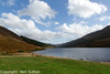 Strathconon Glen - Loch Beannacharain (Neil Sutton Photography) Tags: bluesky canon landscape lochbeannacharain scotland scottishhighlands strathconon strathcononglen road