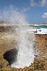 Suplado Blowhole (morbidtibor) Tags: bonaire carribean washingtonslagbaai slagbaai blowhole coast waves hiking