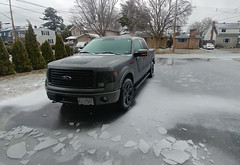 Nope (PileaDave) Tags: ifttt 500px ice storm weather slippery yuck slide winter spring april