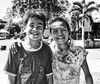 Friends (Beegee49) Tags: boys friends mates pals smiling street silay city philippines