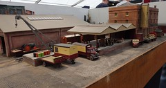 Goods shed (Phil_Parker) Tags: modelrailway train