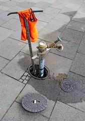 - (txmx 2) Tags: stpauli street water hydrant hamburg