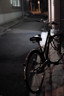 night lane@Jinbocho, Tokyo 8