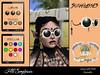 Sunglasses (oOHolyBeatOo) Tags: sl secondlife hb design fashion mesh hud sunglasses