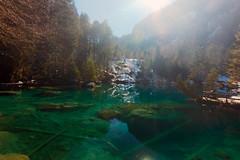 Blausee (Bephep2010) Tags: 1116mm 2017 77 atx116prodx alpha baum bern blausee bluausee slta77v schnee schweiz see sonne sony switzerland tokina wald wasser winter forest lake snow sonnig sun sunny tree water kandergrund ch