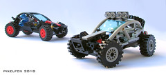 Ariel Nomad 1 (Pixel Fox) Tags: nomad ariel lego offroader