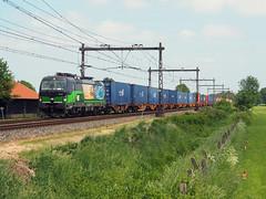 ELL 193 232 (jvr440) Tags: trein train spoorwegen railroad railways terschuur lte ell vectron br193