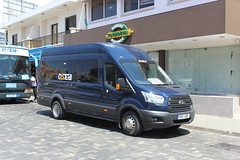 OSEA Ford Transit. (steve vallance coach and bus) Tags: mxy485 fordtransit paralimni osea