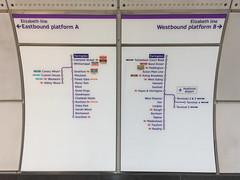 Farringdon line diagram (diamond geezer) Tags: farringdon crossrail farringdon18