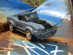 Mustang Shelby Eleanor (captain_joe) Tags: sooc mustang shelby eleanor toy spielzeug 365toyproject lego minifigure minifig moc car auto fordmustang