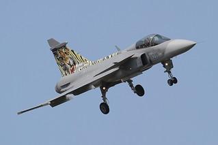 9235, Saab JAS 39C Gripen Czech Air Force @ Radom EPRA