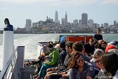 San Francisco Bay - 061618 - 04 - San Francisco Skyline (Stan-the-Rocker) Tags: stantherocker sony ilce sanfranciscobay sanfrancisco fishermanswharf northbeach salesforcetower sel18135 transamericapyramid coittower