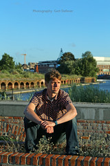 IMG_3723h (Defever Photography) Tags: male model portrait harbour ghent belgium