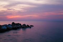 Zen series. (RKAMARI) Tags: 2016 cities mersin fineart landscape longexposure mediterranean minimalistic sea stones flickrsbest zen