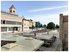Arheološki muzej (aiva.) Tags: croatia adriatic zadar hrvatska jadran dalmatia dalmacija balkan