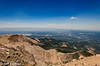 View from the top (vlxjeff) Tags: nikon d7000 colorado pikespeak mountain high sky elevation lake distance view