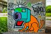 Bidston Bypass & Moss (Mdot Photography) Tags: urbex apocalypse gritty graffiti urbanexploration urban