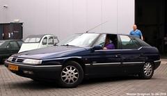 Citroën XM 2.0i Prestige 1998 (XBXG) Tags: 99pjst citroën xm 20i prestige 1998 citroënxm bxclub meeting xenonstraat almere nederland netherlands holland paysbas youngtimer old classic french car auto automobile voiture ancienne française vehicle outdoor