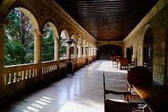 Claustro (ameliapardo) Tags: claustros conventos conventodesanmarcos leon españa templos fujixt1