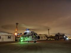Mejor colección de fotografías Premios EA 2018 (Ejército del Aire Ministerio de Defensa España) Tags: aircraft militar aviation base aérea spanishairforce nocturna noche airplane helicoptero helicopter andresmagai escuadrón 802