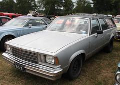 Malibu Wagon (Schwanzus_Longus) Tags: bockhorn german germany old classic vintage car vehicle us usa america american station wagon estate break combi kombi chevy chevrolet malibu