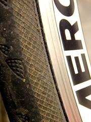 HMM Transportation (chris p-w) Tags: macromondays transportation bicycle road bike tyre wheel