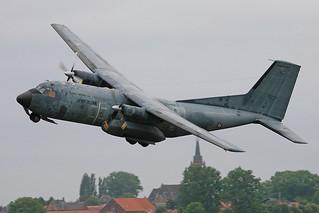 R51, C-160 Transall Armee de l´Air @ Cambrai-Epinoy LFQI