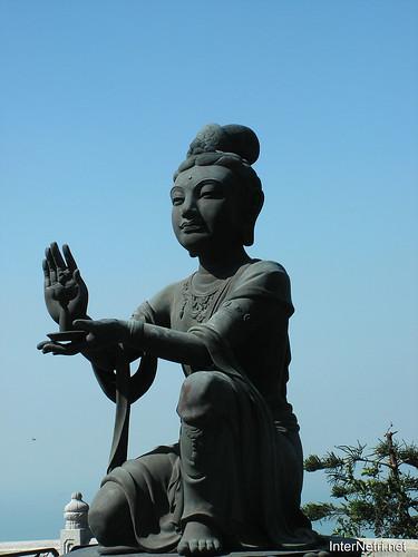 Великий Будда Гонконг Hongkong InterNetri 0273
