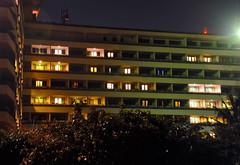 Malam di Hotel (Everyone Sinks Starco (using album)) Tags: bali sanur nightshoot fotomalam building gedung architecture arsitektur