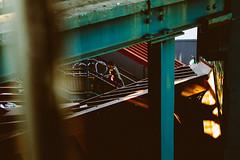 Beams (whitneydinneweth) Tags: new york ny manhattan brooklyn bushwick soho meatpacking chelsea bed stuy williamsburg midtown central park graffiti old vintage night portrait landscape architecture food street scenes people art 2012