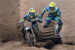 FIM Sidecar Motocross World Championship 2018.  Lommel.  DSC_6555 (leonhucorne) Tags: moto sidecars sidecross fim race motors moteurs nikon d500