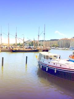 Helsinki, Finland. Seaport