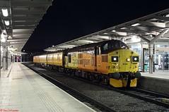 37099 Derby 26-03-18 (benwheeler) Tags: 37099 merl evans 1947 2016 colas railfreight 3q40 derby rtc reading triangle sidings utu2 network rail ultrasonic test unit
