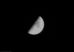 Moon (Rick & Bart) Tags: europe rickvink rickbart canon eos70d moon maan luna nature