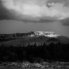 Magnetic power (HariRaj Ji) Tags: nikon ireland monochrome snow mountain momentofstillness thankyou